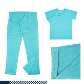Dressed in Green: Nursing Clothing