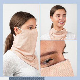 New Face Masks-Scarfs